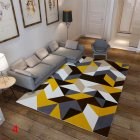 Anti Slip Soft Geometric Pattern Carpet Large Size Home Area Rugs for Living Room Kids Bedroom Floor Supplies