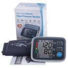 Arm-type Electric Sphygmomanometer Blood Pressure Monitor Precise Manometer Medical Instruments