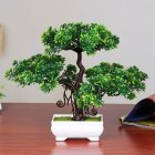 Artificial Pine Bonsai Doubledeck green pine