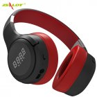 B28 Wireless Bluetooth Headphones Foldable Wireless Headset with Microphone red
