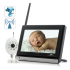 Baby Video Monitor   Wireless Baby Monitor