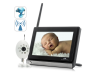 7 Inch Baby Monitor + Camera - Monitor Buddy