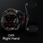 Baitcasting Fishing Reel Ocean Baitcast 5.5kg Max Drag Fishing Baitcaster Reel OXR right hand