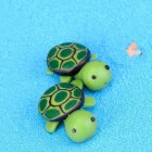Beach Style Micro Potted 1pc Turtle