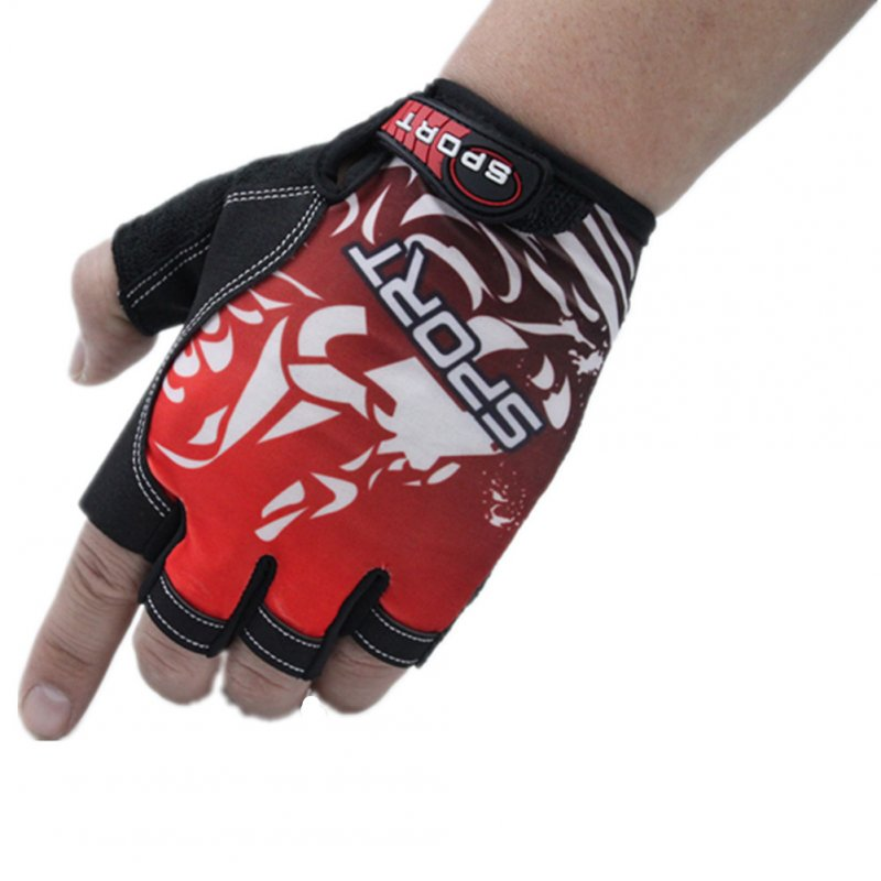 Unisex Non-Slip Cycling Gloves