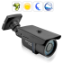 Black CCTV Security Camera