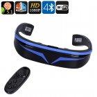 Buy 3D Smart Video Glasses - 98 Inch Virtual Display, 1080P, Google Play, Quad Core CPU, WiFi, Bluetooth 4.0, 128GB External Memory