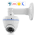 CCTV Dome Camera White   Dome Security Camera