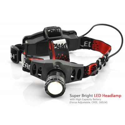 160 Lumen CREE LED Headlamp