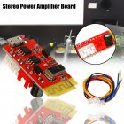 CT14 Micro 4.2 Stereo Power Amplifier Bluetooth Board Module with Charging Port CT14