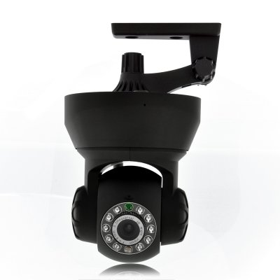 Wireless IP Camera with Motion Detection