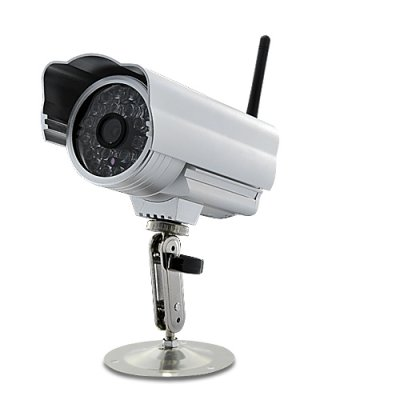 Wireless IP Camera with Nightvision