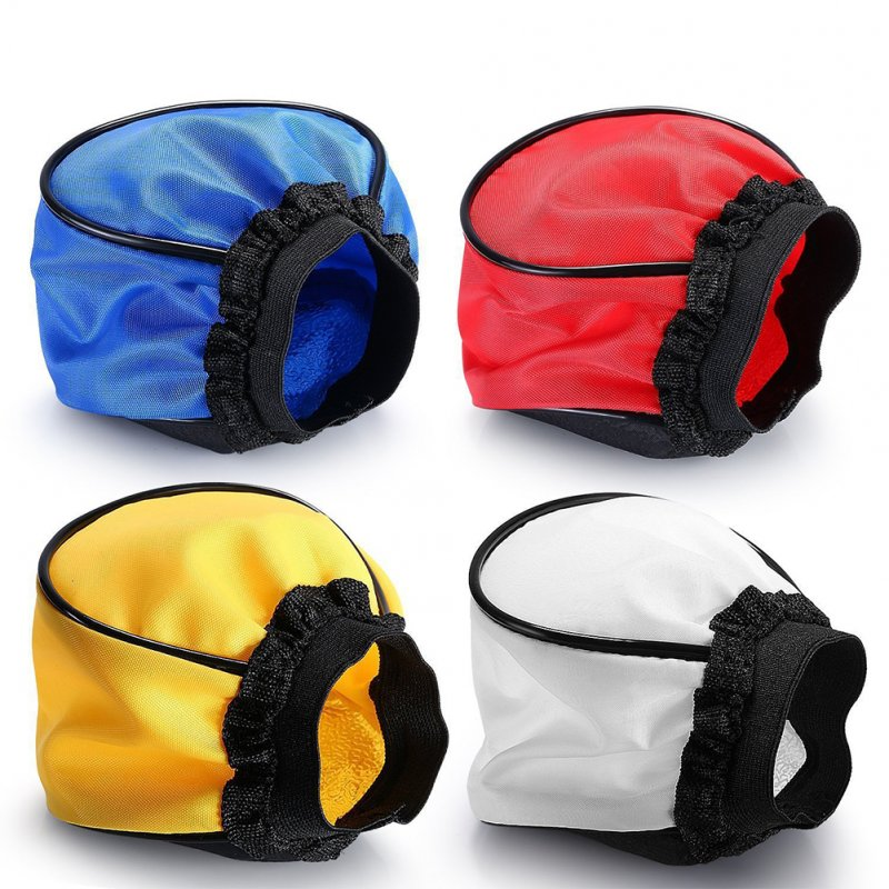 Camera Flash Light Cover Multi-color Flash Soft Light Cover Red