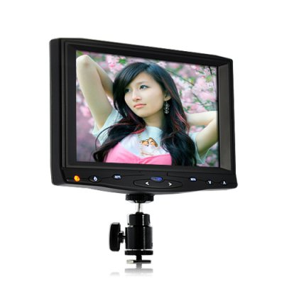 7 Inch On-Camera DSLR Monitor