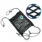 Car 2-Layer Mesh Organizer Seat Back Net Bag