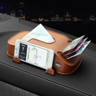 Car Multi-function Tissue Box