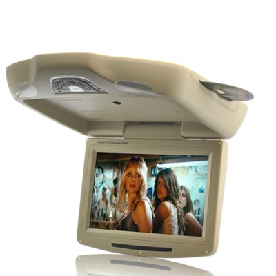 11 Inch Roof-Mounted Car DVD