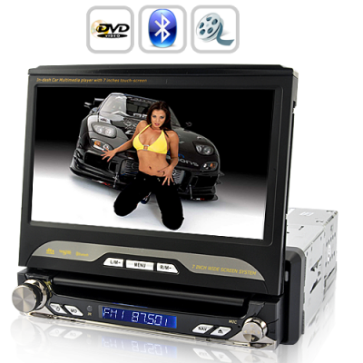 King Viper Lite Car DVD Player