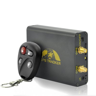 Car GPS Tracker and Security System