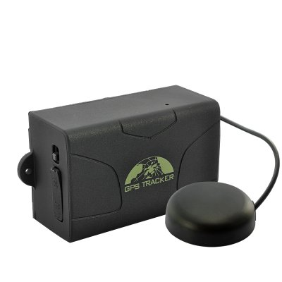 Real-Time Car GPS Tracker