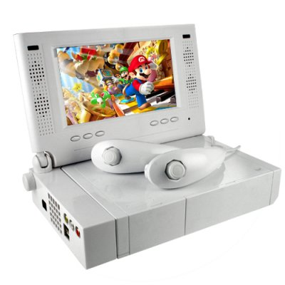 Nintendo Wii Screen Monitor LCD