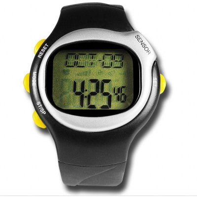 Exercise Watch - Pulse + Calorie Reader