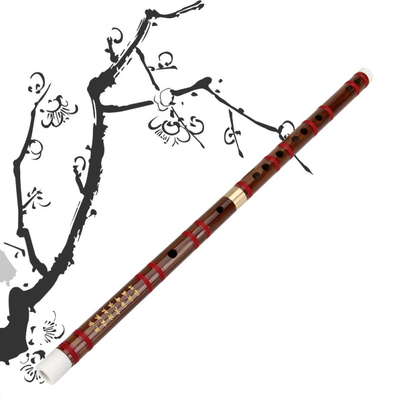 Chinese Musical Instrument Traditional Handmade Dizi Bamboo Flute In D E F G Key Tone E tone
