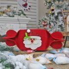 Christmas Candy Bag Xmas Gift snon-woven Bag Decorations For Home New Year Present Packet Gift Bags Candy bag Santa Claus