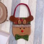 Christmas Coin Purse Wallet Bag Souvenirs Christmas Gifts for Guests Kids Xmas Gift Party Favors Present Supplies elk