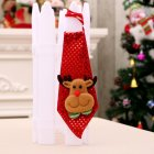 Christmas Xmas Decorations Sequins Light Tie Gifts Bag Filler for Adult Kids Ordinary deer