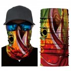 Cycling Unisex UV-protection Mask Mountain Bike Face Mask Casual Sports Accessories AC284_Average Size