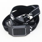 D35 Pet GPS GSM Tracker Dog Cat Real time Tracking Collar Security Finder Locator black
