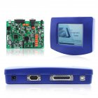 DIGIPROG 3 V4.94 with OBD2 Car Odometer Mileage Correction Tool for Full Set blue