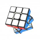 Dayan Magic Cube Tengyun V2 M 3x3x3 Smooth Magnetic Speed Cube Educational Toy  black