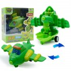 Deformation Robot Cartoon Mini Transformation Toys for Kids Boys Girls Le Ping