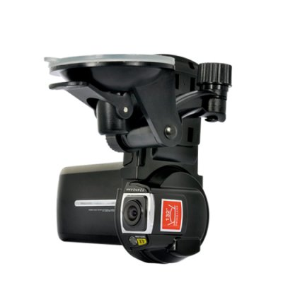 Detachable HD Car DVR and Camcorder