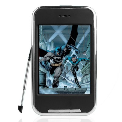 8GB Touchscreen MP4 Player
