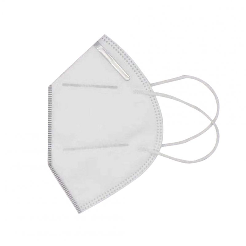 Disposable Respirator for KN95 White 50pcs