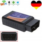 ELM 327 Wifi V1 5 OBD2 OBDII Car Diagnostic Scanner PIC18F25K80 Chip OBD 2 Auto Code Reader Android IOS Diagnostic Tool