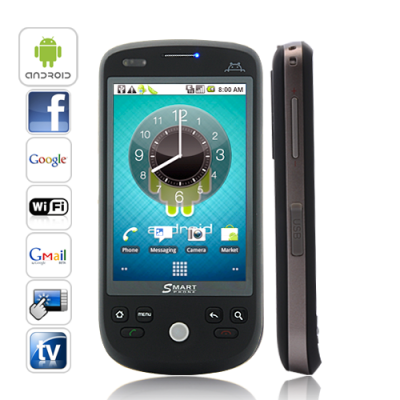 Eclipse Novus Android 2.2 Phone