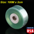 Eco friendly Grafting Tape for Garden Branch Strapping green 3CM 10000CM