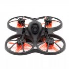Emax TinyhawkS 75mm F4 OSD 1-2S Micro Indoor FPV Racing Drone BNF w/ 600TVL CMOS Camera black