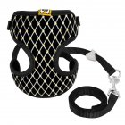 Exquisite Dog Chest Leash Traction Belt(L)