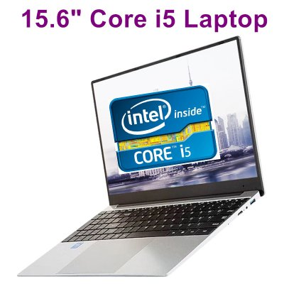 F158 15.6inch intel Core i5 Ultrabook 8GB RAM 1920*1080 HD Screen Win10 Game Laptop EU