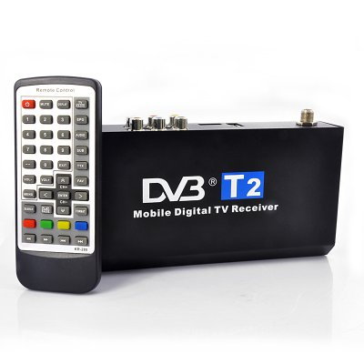 wholesale car dvb t2 vehicle digital tv receiver from china. Black Bedroom Furniture Sets. Home Design Ideas