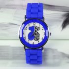 Fashion Classic Silicone Casual Watch