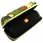For JBL Flip3/4 Universal Speaker Carrying Case Cover Storage Bag  Camouflage