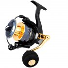 Fishing Reel  stainless steel Gear Ratio High Speed Spinning Reel Carp Fishing Reels For Saltwater 5500