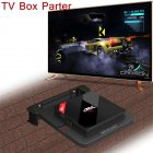 Android TV Box Foldable Mount Bracke Black
