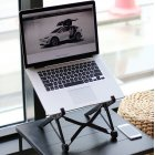 Folding Adjustable Notebook Holder Bracket